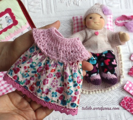 How Do Socks For Dolls In 10 Minutes From The